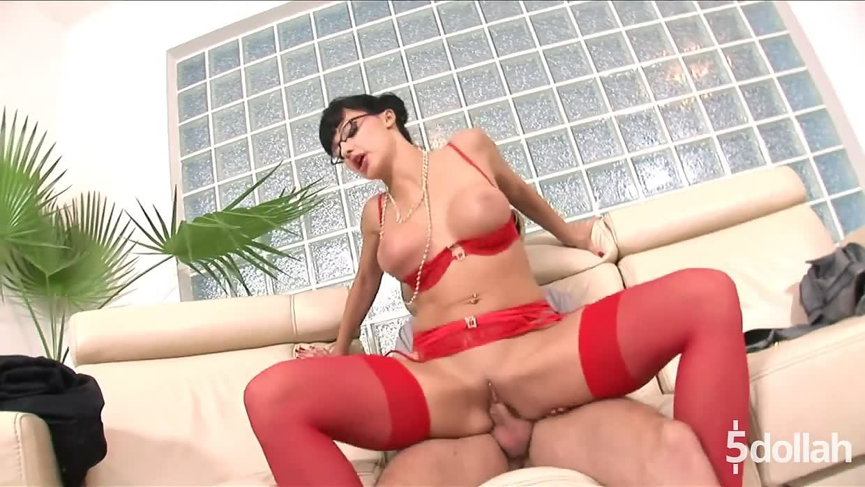 Big Boobed Secretary Aletta Ocean Gets Ass Fucked By Boss