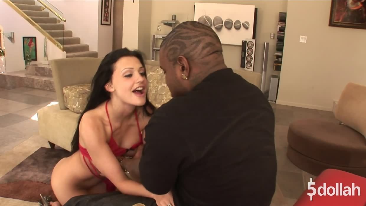 Stunning Aletta Ocean Gets BBC In Her Hot Ass