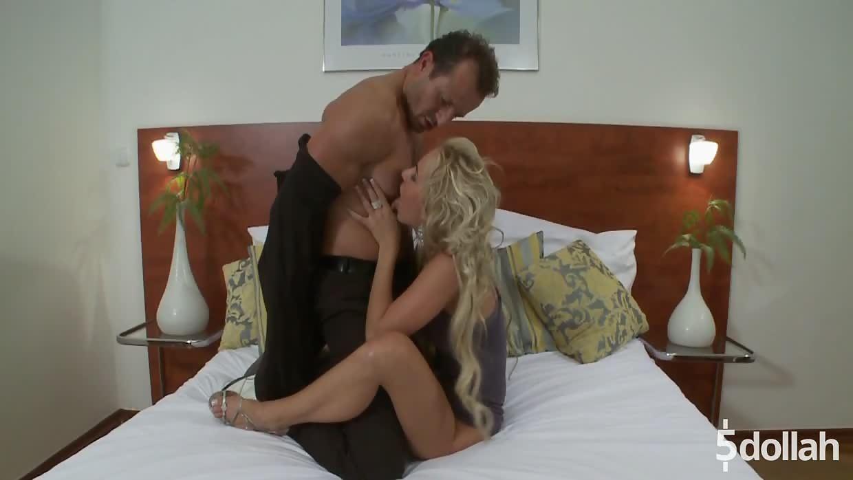 Dazzling Blonde Carla Cox Enjoys A Fabulous Anal Pounding