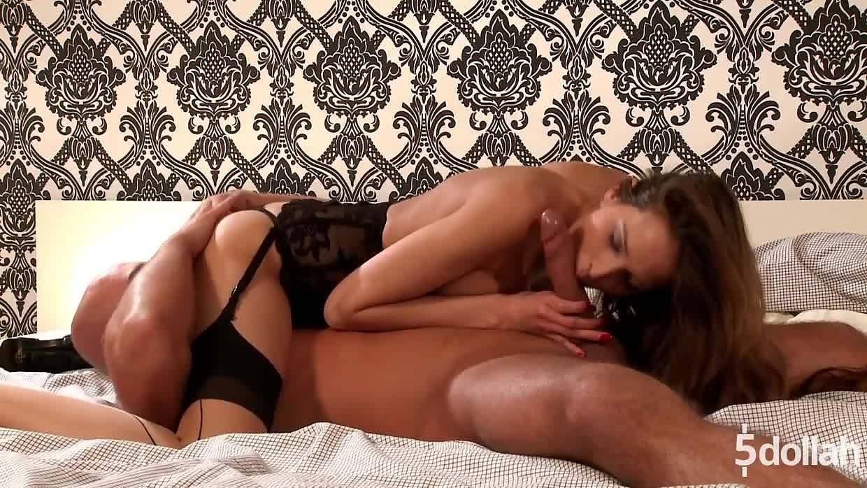 Breathtaking Beauty Silvie Deluxe Enjoys Steamy Hardcore Sex